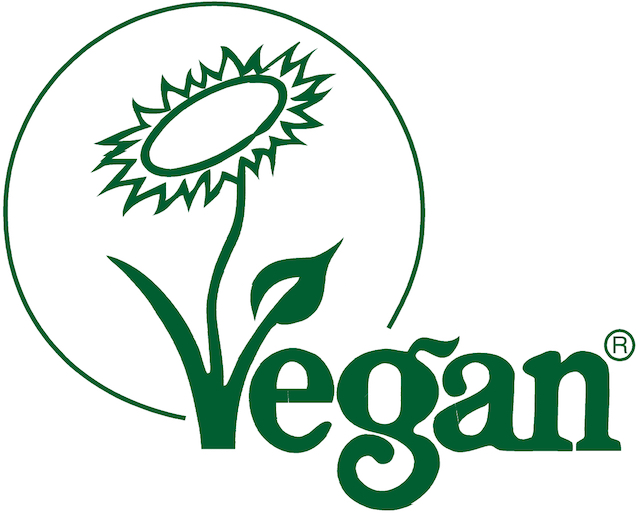 Simbolo per prodotti vegan