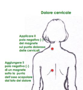 come trattare il dolore cervicale con i magneti e la riflessologia del viso o Dien Cham